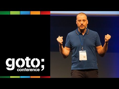 GOTO 2017 • Designing for the Serverless Age • Gojko Adzic