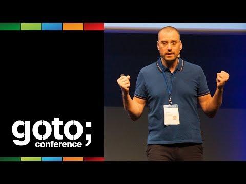 GOTO 2017 • Designing for the Serverless Age • Gojko Adzic
