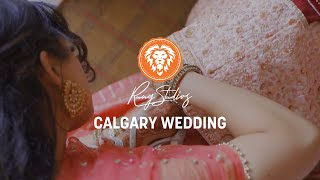 Beautiful Calgary Wedding Highlights