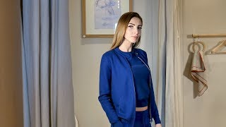 Женская кофта от Loro Piana, шелк и хлопок, review: ID 163789
