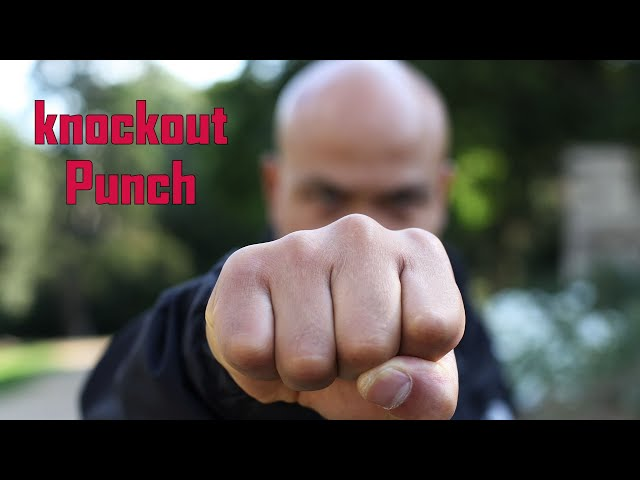 How to defend against a one punch knockoutPart 1 | Master Wong