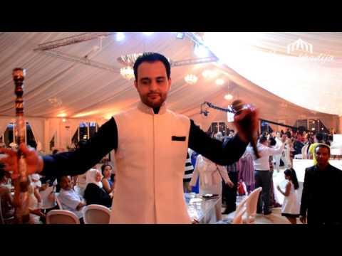 أمير الاغنية التونسية نور شيبة  Nour Chiba  محفلها 🎉💃 في جنان خديجة