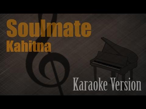Kahitna - Soulmate Karaoke Version   Ayjeeme Karaoke
