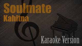 Download lagu Kahitna - Soulmate Karaoke Version   Ayjeeme Karaoke
