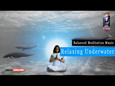 1 HOURS | Relaxing Music | Underwater Meditation | Yoga | Spa | Massage | Sleep | Study