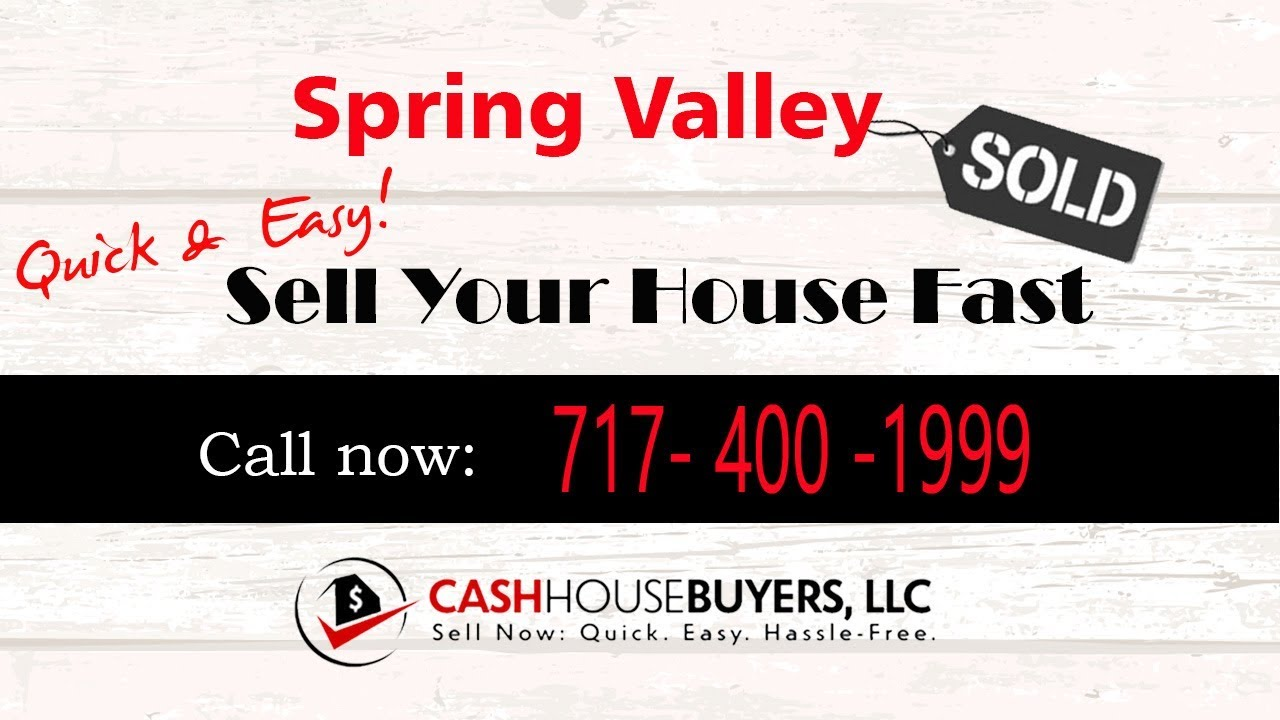 HOW IT WORKS We Buy Houses Spring Valley Washington DC | CALL 717 400 1999 | Sell Your House Fast