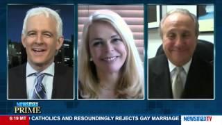 Newsmax Prime | Michael Reagan, Betsy McCaughey & Ellis Henican on Bill Clinton & Black Lives Matter