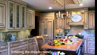My Custom Kitchen Cabinets Dream. Loving My Kitchen