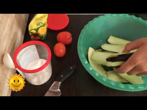 Баклажаны - не только вкусно, но и полезно (06.01.16)