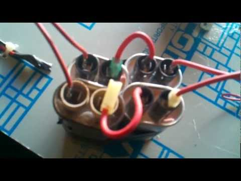 Resonant Microwave Oven High Voltage Setup