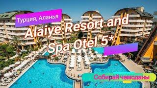 Отзыв об отеле Alaiye Resort and Spa Otel 5 Турция Аланья