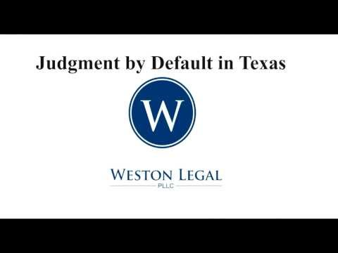 "http://www.judgmentrelease.com If you received notice of a ""Default Judgment"" from a court you only have a certain amount of days to try and vacate the judgment.  Contact us today..."