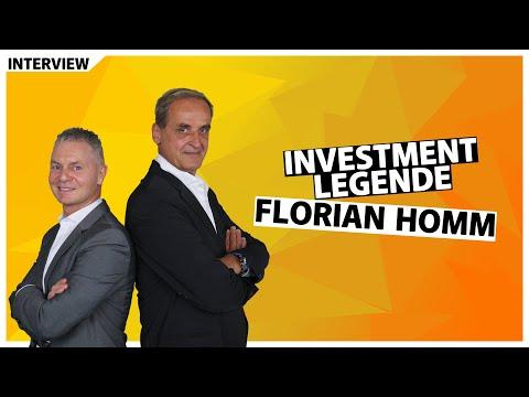 Interview mit Florian Homm - 40 Jahre Top Performance als Investor