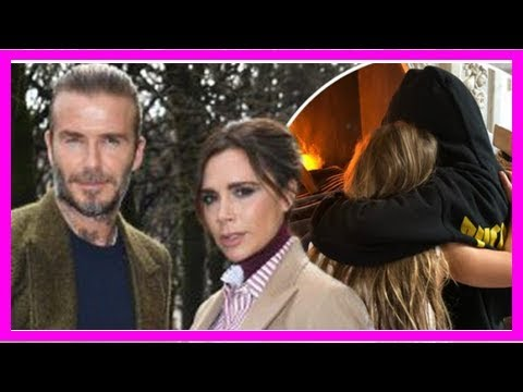 David Beckham and wife Victoria risk hefty fine over cute family snaps as they post pictures of 'ba
