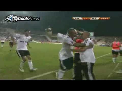 Besiktas-Helsinki Quaresma Harika bir gol I HD I2010I