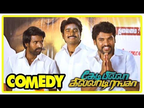 Kedi Billa Killadi Ranga Movie | Full Comedy | Vol 2 | Sivakarthiyan Soori Comedy Scenes | Vimal