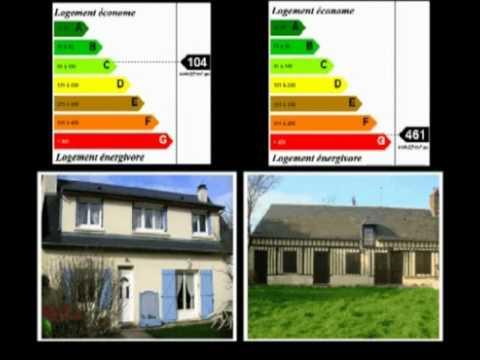 diagnostic performance energetique agenda youtube. Black Bedroom Furniture Sets. Home Design Ideas