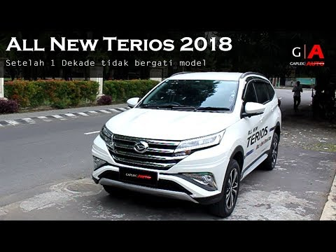All New Daihatsu Terios 2018 R Deluxe M/T | First Impression #1