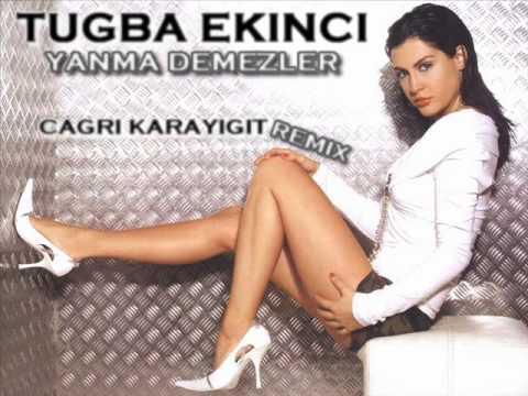 Tugba Ekinci - Yanma Demezler (Cagri Karayigit Remix)