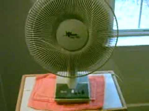 1990s 2000s 12 Quot Super Smc Desk Fan With 2005 16 Quot Lake