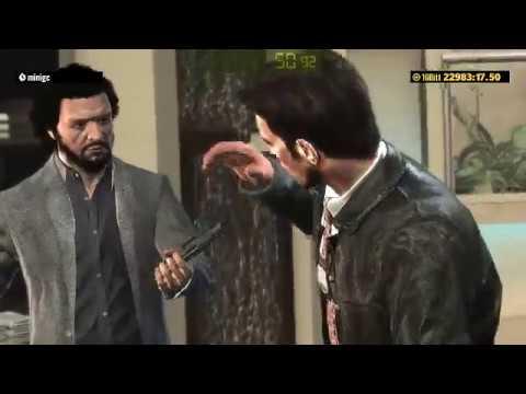 Max Payne 3, NYM Hardcore any%