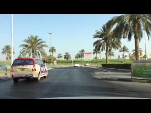 Dubai to Sharjah Road Trip
