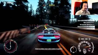 SOY TODO UN DESASTRE EN 2.0 / NEED FOR SPEED RIVALS