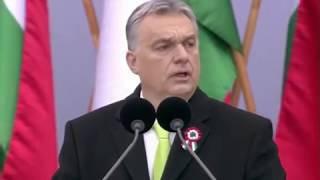 Orbán Viktor beszéde  (2018.3.15) - Orban speech with ENG subs