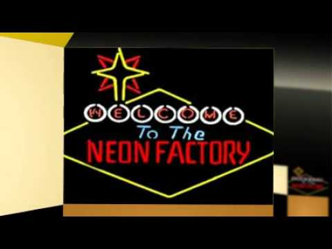 The Neon Factory - Custom Made Neon Signs