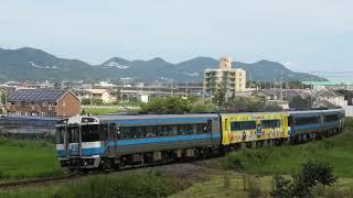 【走行音】JR四国キハ185系 特急うずしお32号 徳島→高松