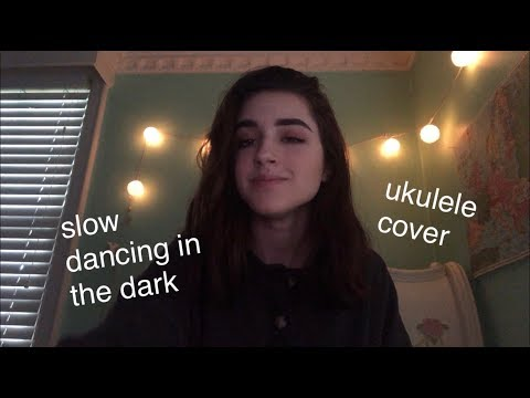 slow dancing in the dark by joji (ukulele cover)