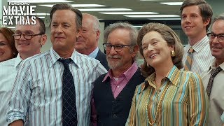 Go Behind The Scenes Of The Post (2018)