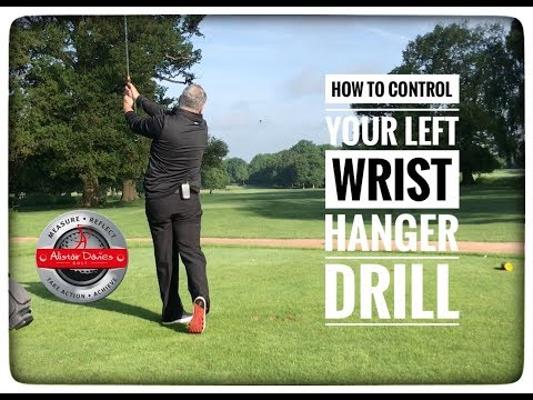How To Control Your Left Wist| Hanger Training Aid