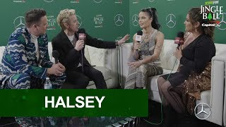Download lagu Halsey Talks Collaboration About Her BTS, Single With SUGA