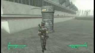 fallout 3 point lookout : Secret Bomb Shelter in the Walls