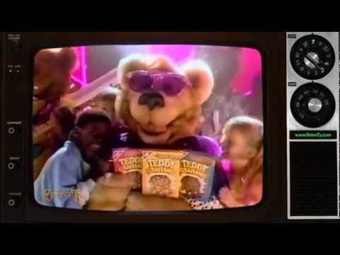 1988 - Teddy Grahams - Rockin' Bears