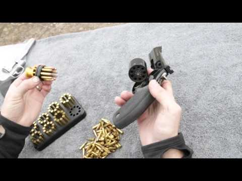 Speed Beez Taurus TRACKER 9 Shot Speed Loader 22 MAGNUM 990,991 & 992
