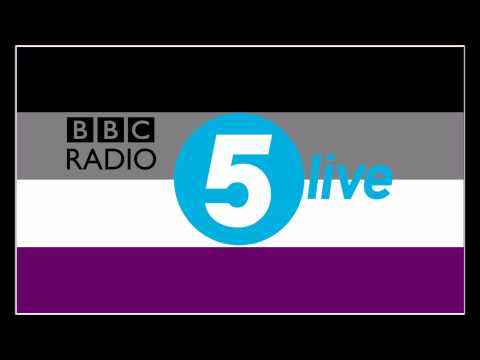 BBC 5 live - Matthew Bannister discusses asexuality - 14 Oct 2004