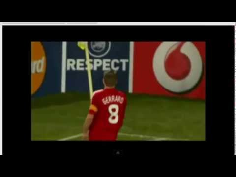 Gerrard Top 10 Goals Ever