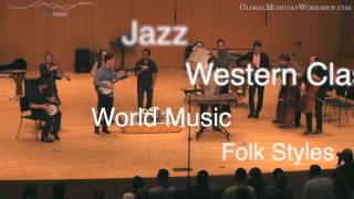 2016 Global Musician Workshop Preview Video