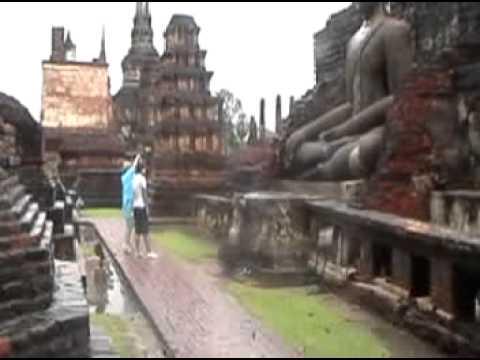 SE-AsiaTravel.com: The ancient capital of Sukhothai.