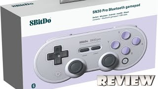 8bitDo SN30 Pro Review (Video Game Video Review)