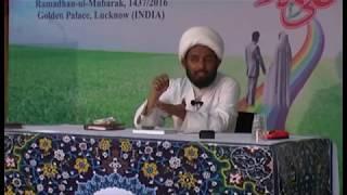 Deen Aur Hum : Humsafar Classes   Maulana Ali Abbas Khan   Day 01