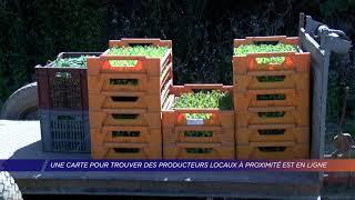 Yvelines | Une carte pour trouver des producteurs locaux à proximité est en ligne