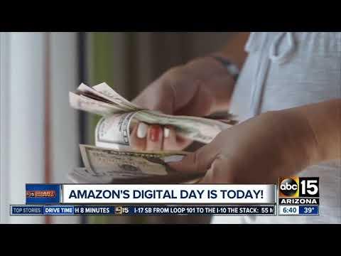 Amazon's Digital Day deals