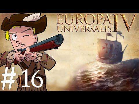Europa Universalis 4 | Mare Nostrum | Part 16 | Sakalavan Brazil