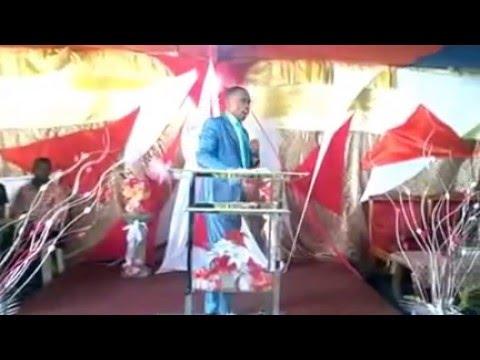 L'EVANGELISTE N'GBESSO ARSENE DE LA COTE D'IVOIRE PRESENTE PAR SON PERE SPIRITUEL