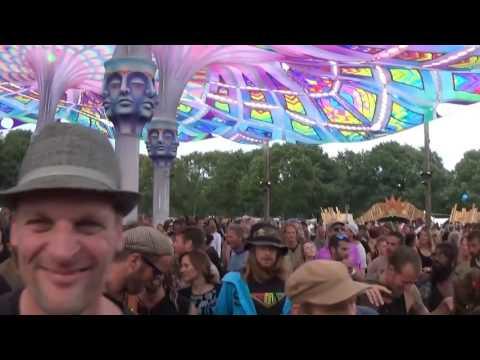 Zen Mechanics live @ Psy-Fi festival 2016