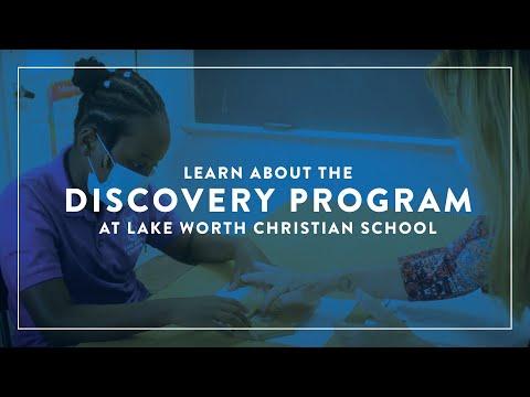 Discovery Program at Lake Worth Christian School