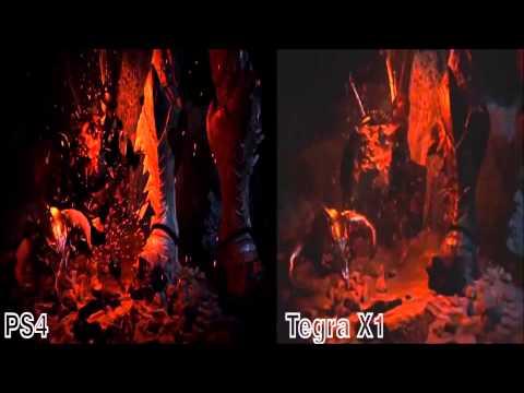 PS4 vs Tegra X1